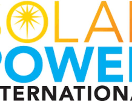 October 20-23rd 2014- Solar Power International '14
